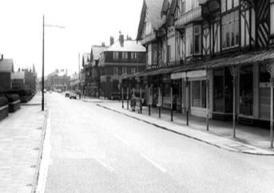 Banks Road 1964