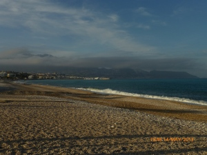 Albir at sunset 2