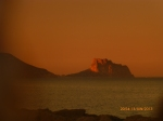Altea Sunset looking towards Calpe