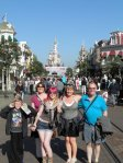 I've met wonderful people through dance and perhaps they met because of me!
