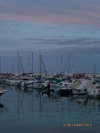 Marina sunset 1