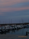 marina sunset 2