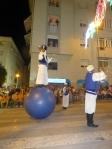 Parade entertainment