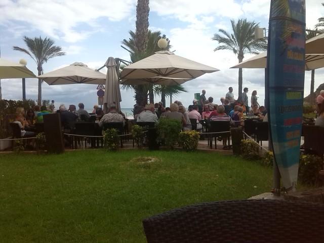 Restaurant Coco Loco Playa Albir