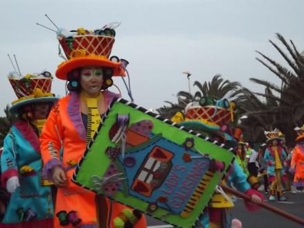 Carnival Ladies