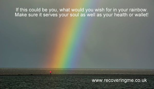 Your Rainbow, what will you wish for